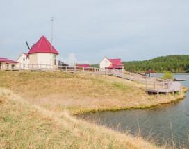 Kydareyka / Кударейка | пос. Усть-Ордынский | пляж | сауна