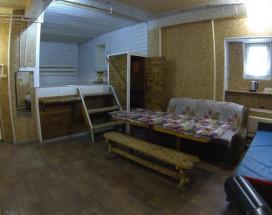 Причал | Кемерово | Кузбасский музей железнодорожного транспорта | сауна |