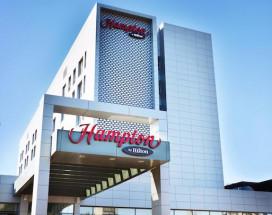 Hampton by Hilton Volgograd Profsoyuznaya | Хэмптон бай Хилтон Волгоград Профсоюзная | Волгоград | Сквер Саши Филиппова | Библиотека