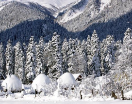 АРХЫЗ   г. Архыз   Катание на лыжах   Парковка