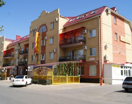 Hotel | Volgodonsk | Friendship Park | Billiards |