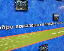 Хэмптон Хилтон | Воронеж | р. Воронеж | Фитнес центр |