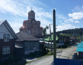 Тургояк   г. Тургояк   Церковь Архангела Михаила   Бассейн  