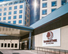 DOUBLE TREE BY HILTON HOTEL TYUMEN | г. Тюмень, центр