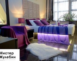 Мистер Жулебин | г. Москва | м. Лермонтовский проспект | Сауна