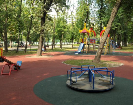 Apartment on Krasnoarmeyskaya 37 | г. Бугульма | Парк культуры и отдыха | Парковка