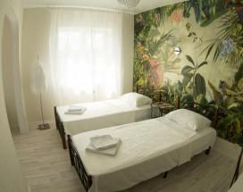 HotelJet | Домодедово | набережная реки Гнилуша | парковка