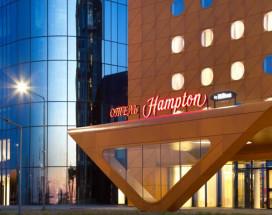Hampton BY Hilton Saint Peterburg ExpoForum | Хэмптон Хилтон ЭкспоФорум | м. Московская