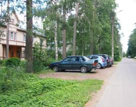 Загородный мини-отель Крона | Песочный | Большой садовый сквер | Парковка