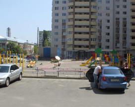 Апартаменты Калинина | г. Невинномысск | Парк Победы | Парковка |