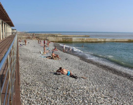 Илиада | Адлер | Чёрное море | Пляж