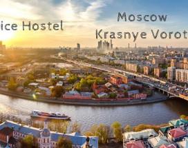 Nice hostel Krasnye Vorota  | м. Красные ворота