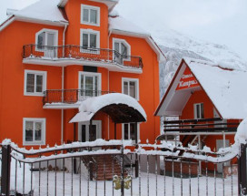 Каприз | Домбай | р. Домбай-Ульген | Катание на лыжах |
