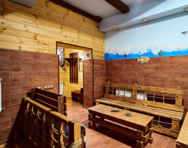Gostiniy Dvor   Ачинск   Ачинский краеведчский музей   Сауна  