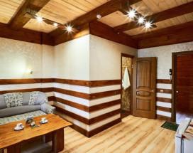 Gostiniy Dvor | Ачинск | Ачинский краеведчский музей | Сауна |