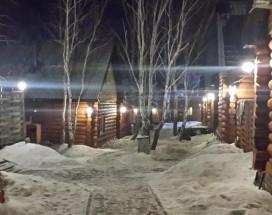 Емеля | Зеленая Поляна | озеро Банное | Катание на лыжах