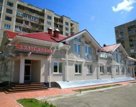 Small | Angarsk | Angara river | Sauna |