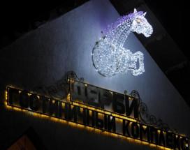 Комплекс Дерби | Пятигорск | оз. Новопятигорское | Верховая езда |