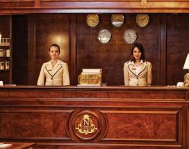 Nobil Luxury Boutique Hotel | Кишинев | оз. Валя Малирол | Сауна |