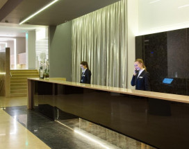 Four Elements Ekaterinburg | Double Tree by Hilton Hotel Ekaterinburg City Centre | Екатеринбург | Парковка