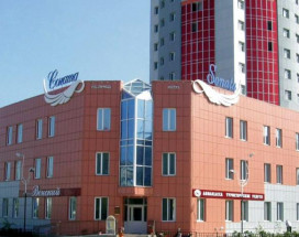 Соната | Якутск | Сквер им. Чиряева | Парковка |