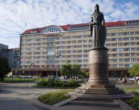 Рижская Гостиница | Псков | Парковка