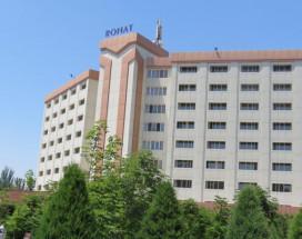 Рохат | Ташкент |  р. Бурджар | Парковка |