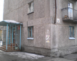 Дом Артистов Цирка   Новокузнецк   Парковка