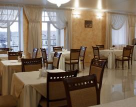 Россия | Борисоглебск | Парковка | Ресторан