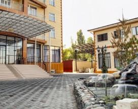Hotel Classic   Ош   сквер имени Ю. А. Заднепровского   Фитнес-центр