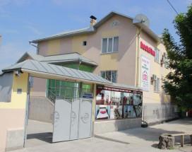 Hostel Inn Osh | Ош | р. Акбура | Парковка |