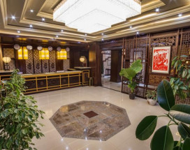 Отель Шанхай Сити   Ош   Парк имени Т. Салтыганова   парковка