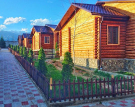 Astoria Village Issyk Kul | Чолпон-Ата | мемориал Эдил-Хан | сауна