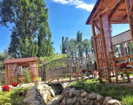 Astoria Village Issyk Kul | Чолпон-Ата | мемориал Эдил-Хан | сауна