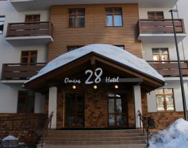 Отель 28 | Эстосадок | Wi-Fi | Парковка