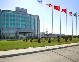 Шератон - Sheraton Baku Airport  | Аэропорт им. Гайдара Галиева