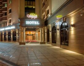 Гранд Вояж Отель | Алматы | Парковка