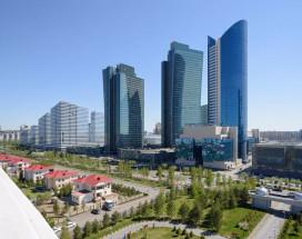 Риксос Астана - Rixos President Astana | SPA & Wellness | С завтраком
