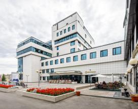 Байкал Бизнес-Центр | Иркутск | Парковка