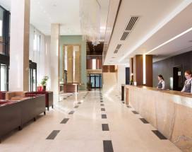 DoubleTree by Hilton Новосибирск | м. Площадь Ленина | С завтраком