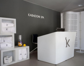 Kabadoni Boutique Hotel | Сигнахи | Парковка