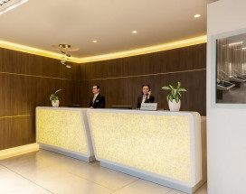 DoubleTree by Hilton Hotel Yerevan City Centre | Ереван | Парковка