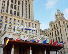Рэдиссон Коллекшен Отель Москва - Radisson Collection Hotel Moscow