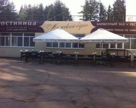 Лужский берег | Кингисепп | мемориальный парк Роща Пятисот | Сауна