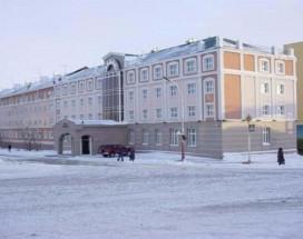 Чукотка - в центре города