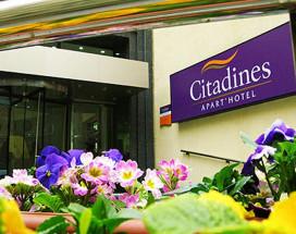 Citadines City Centre Tbilisi | Тбилиси | м. Площадь Свободы