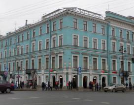 на Малой Конюшенной | Санкт-Петербург | м. Невский Проспект | WI-FI