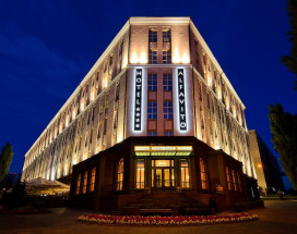 Алфавито | Киев | м. Дворец Украина | Парковка