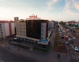 Торгай | Астана | Парковка