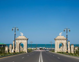 Sumgayit Plaza Hotel | Сумгайыт | Каспийское море | Частный пляж